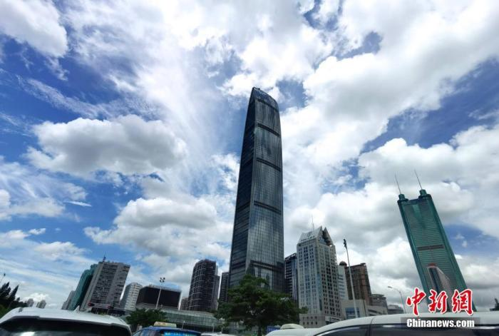 深圳实现经济、税收良性互动 高新技术企业超过1.7万家