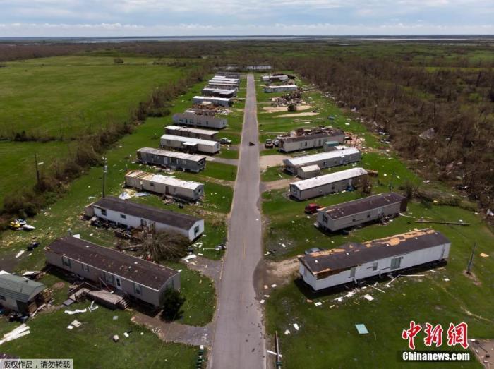 """热带风暴""""娜娜""""逼近中美洲 或将增强为飓风引发洪灾图片"""