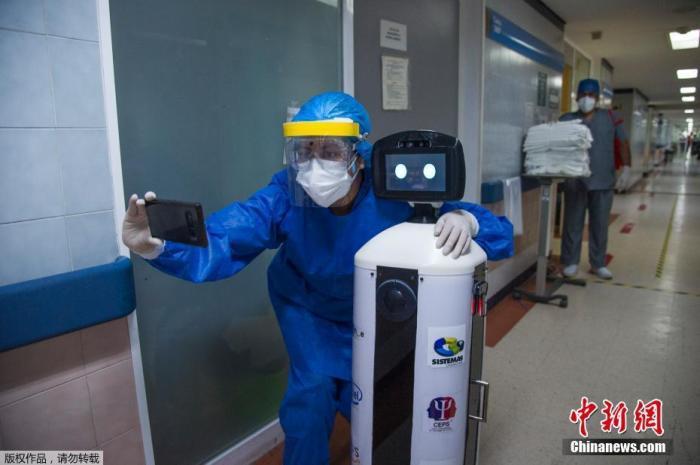 全球新冠累计确诊超2800万例 世卫倡议加速抗疫图片