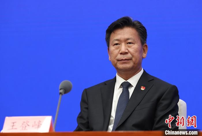 资料图:王登峰。<a target='_blank' href='http://www.chinanews.com/'>中新社</a>记者 杨可佳 摄