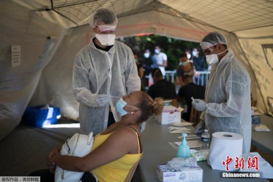Global COVID-19 deaths surpass 990,000 -- Johns Hopkins University