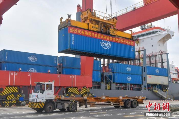 海南自贸港引资额与引才量双双大幅增长