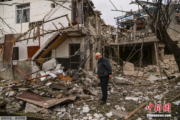 俄媒:亚阿两国确认将就冲突局势在莫斯科磋商图片