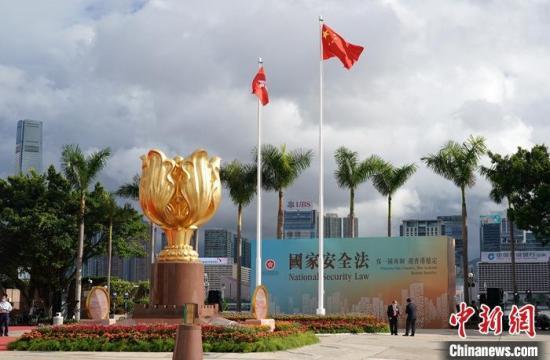 香港公务员须在一个月内宣誓