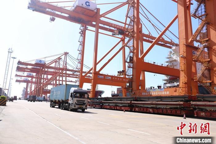 华宇平台在线账户注册入口:海关总署:前10月我国货物贸易进