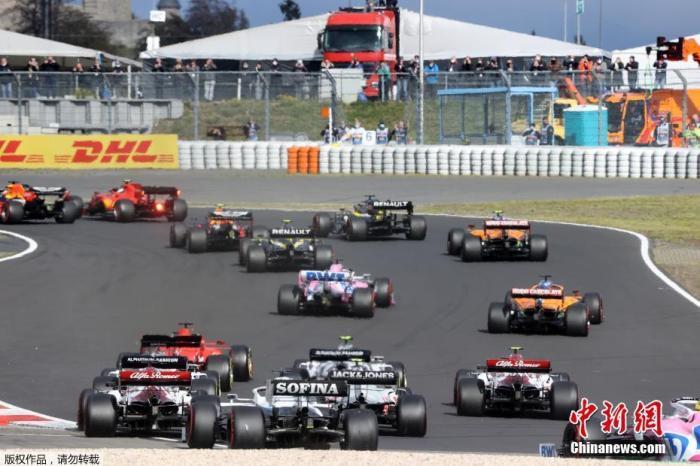 F1公布2021最新赛历 中国站能否举办仍不明朗