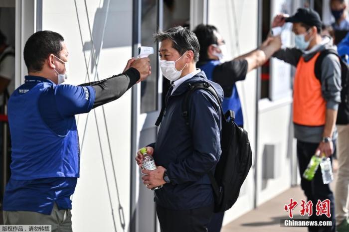 日本新增新冠确诊410例 北海道拟上调警戒级别