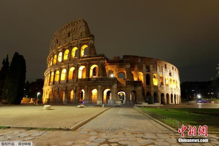 意大利疫情出现放缓趋势 卫生系统仍面临压力
