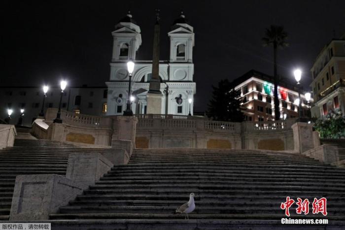 意大利新冠死亡病例超5万 疫情已致260名医护殉职