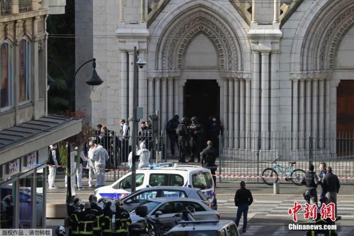 當地時間10月29日,法國南部城市尼斯發生持刀襲擊事件。當地警方通報,目前事件已造成3人死亡,另有多人受傷。