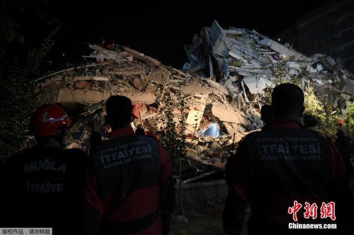 爱琴海地震致希腊至少2死8伤 专家:或有强烈余震