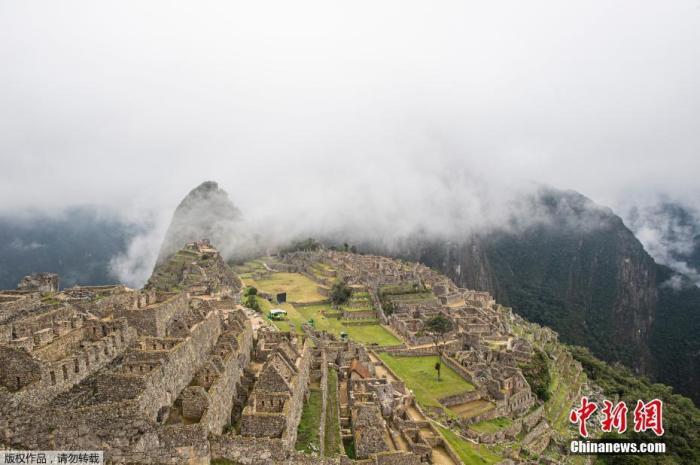 秘鲁著名景点马丘比丘重新开放 2天接待329名游客