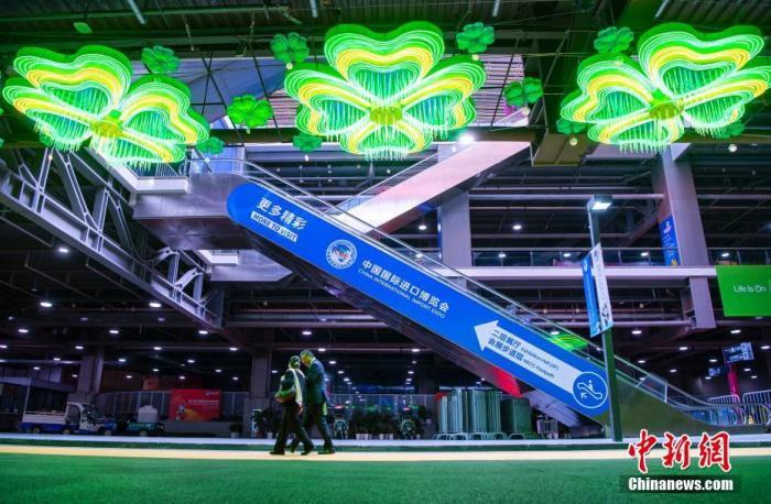 全国设立10个进口贸易促进创新示范区 含上海虹桥商务区等