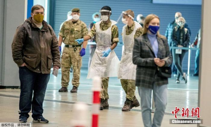 當地時間11月6日,英國政府在利物浦市嘗試實施整個城市范圍內的大規模新冠病毒檢測體育電競官網app下載_saba體育比分,當地居民不管是否有癥狀,都可以接受檢測,預計整個過程將持續兩周。