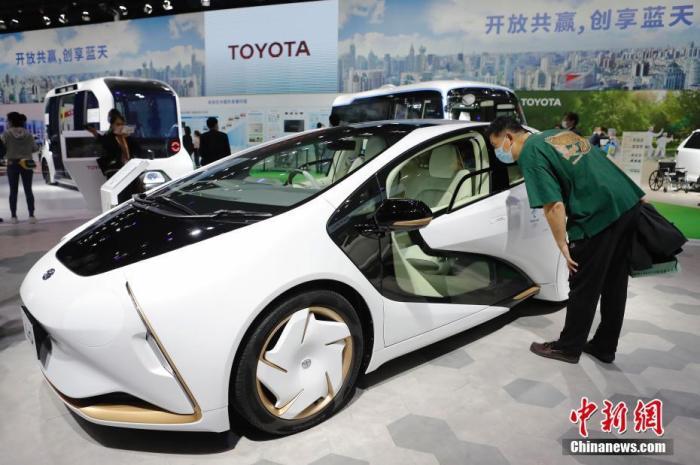 纯电动微型汽车热销搅动中国新能源车市场-中新网
