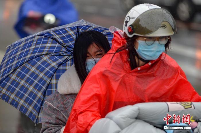 南方大部有弱降水过程 华北中南部黄淮江淮等地有霾天气