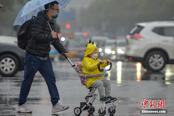 黄淮及其以南地区将有降水 中东部气温继续回升
