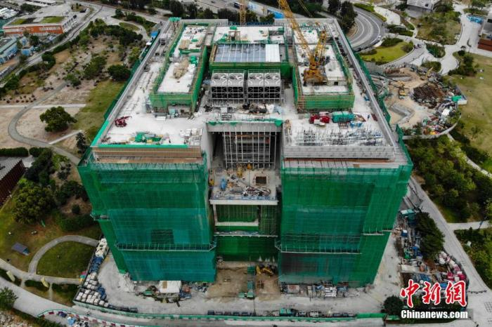 香港故宫博物院可于十一月落成, 故宫博物预计明年抵达香港