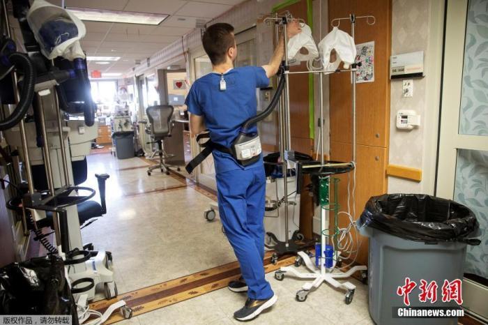 2周905名医务人员确诊!美一医疗机构疫情加速蔓延