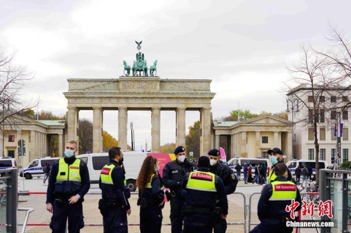 德国再度修改传染病防治法 加码防疫措施将有法律依据