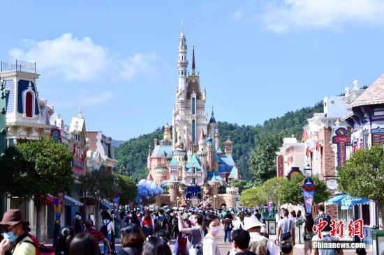 Hong Kong Disneyland, Ocean Park to be reopened