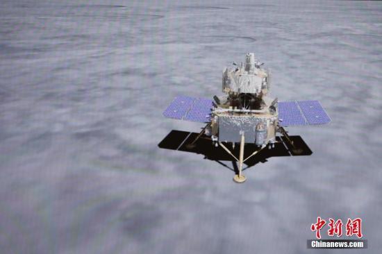 中国的e娥五号完成了月球采样