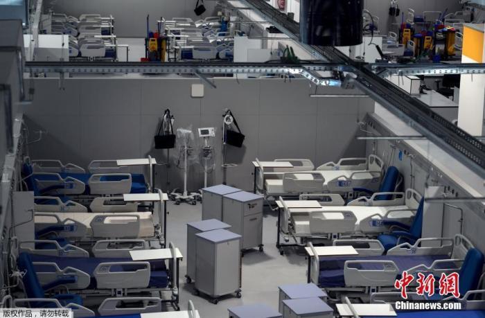 2020年12月,西班牙马德里大区应对大流行病医院正式落成。