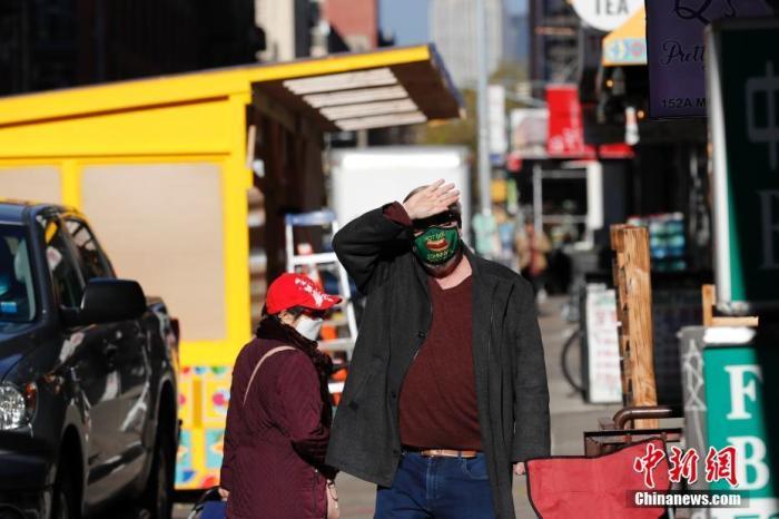 受疫情经济多重危机重创 美纽约2万成年人流离失所插图