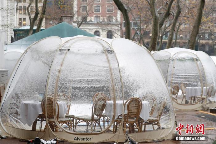 美国东部将迎暴风雪影响6500万人 纽约降雪量或破纪录