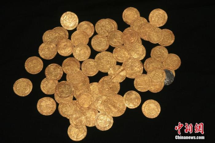 资料图:金币。图片来源:ICphoto