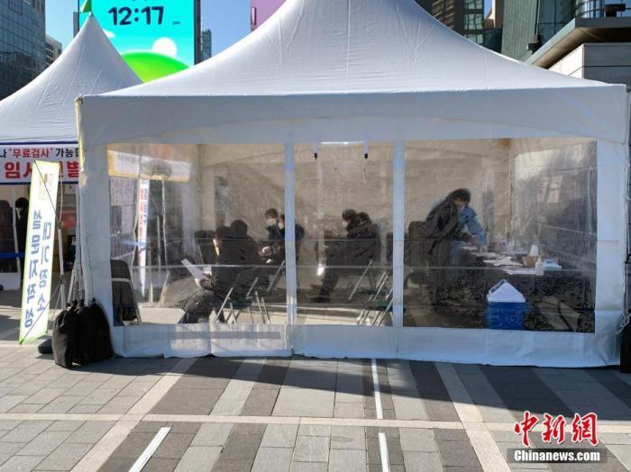 韩国变异毒株病例达27例 新病毒传播力或高70%图片