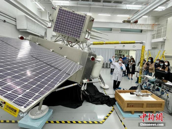 中国采集的月球样品将在毛泽东故乡进行异地灾备存储