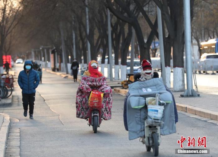 寒潮天气继续影响华南等地 东部和南部海域有大风