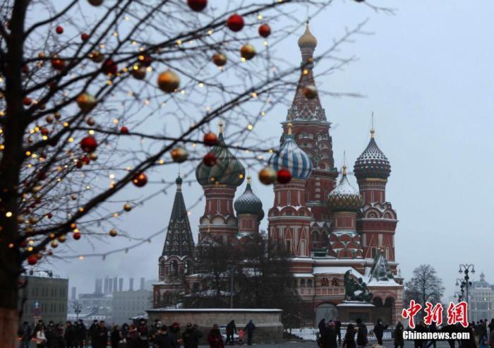 資料圖:俄羅斯首都莫斯科。 <a target='_blank' href='http://www.chephd.com/'>中新社</a>記者 王修君 攝