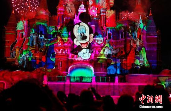 Shanghai Disney Resort starts Spring Festival celebrations