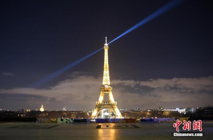 资料图:疫情下的法国。 <a target='_blank' href='http://www.chinanews.com/'>中新社</a>记者 李洋 摄