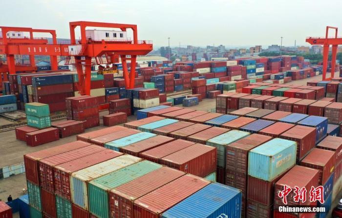 商务部:一季度中国外贸开局良好