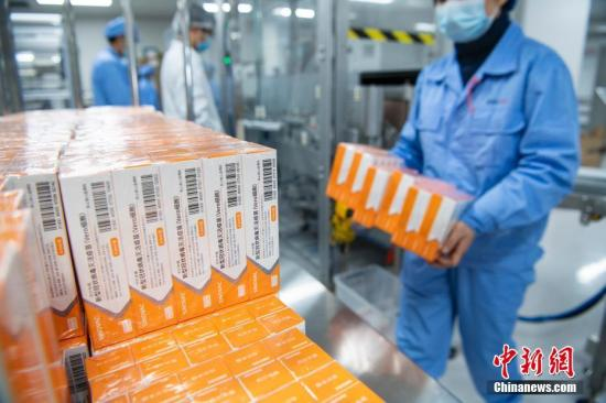 Turkey receives 6.5 mln doses of China's Sinovac COVID-19 vaccines
