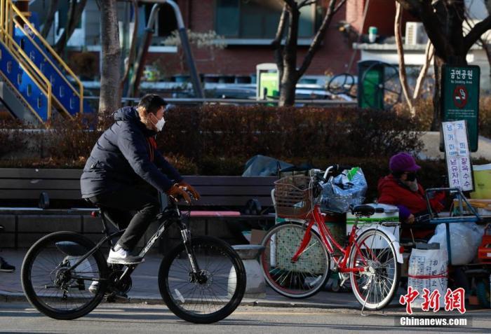 韩首尔市人口时隔32年跌破千万关口 老龄化趋势明显
