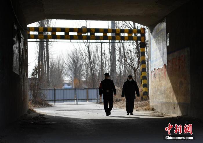 中国唯一高风险地区藁城:民生企业正常运转 城区居民共克时艰