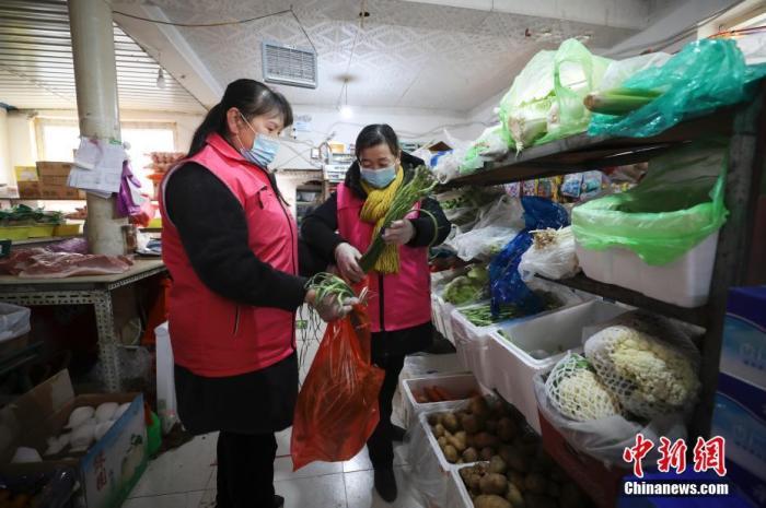北京:隔离不隔爱 对合理诉求有一件办一件