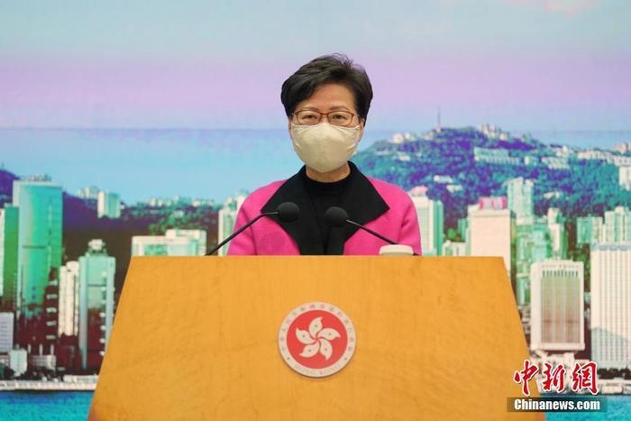 香港特区立法会通过《施政报告》致谢议案