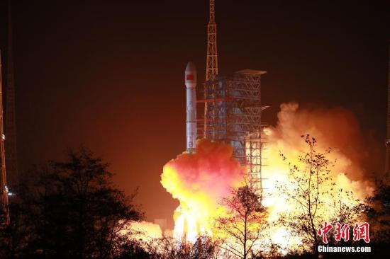 China advances space cooperation in 2020: blue book