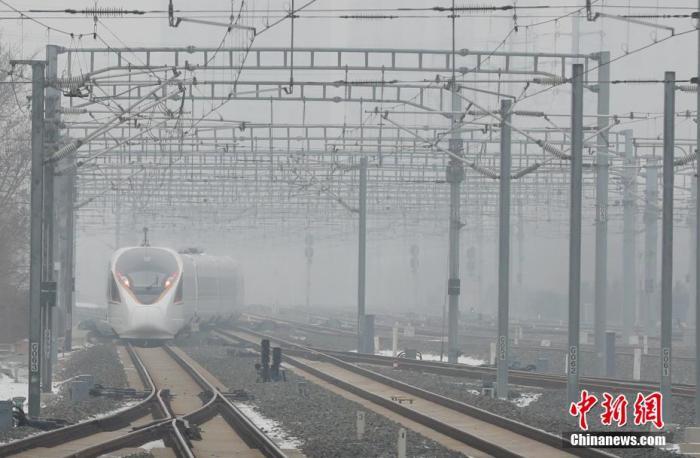北京朝阳站正式开通 京哈高铁全线贯通