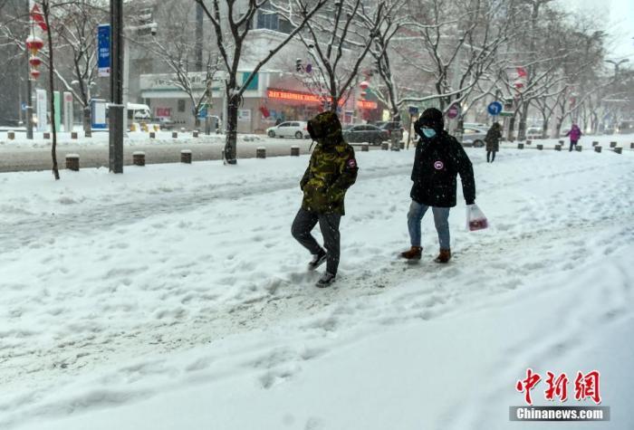 全国大部地区温度持续回升 东北中北部新疆北部有降雪