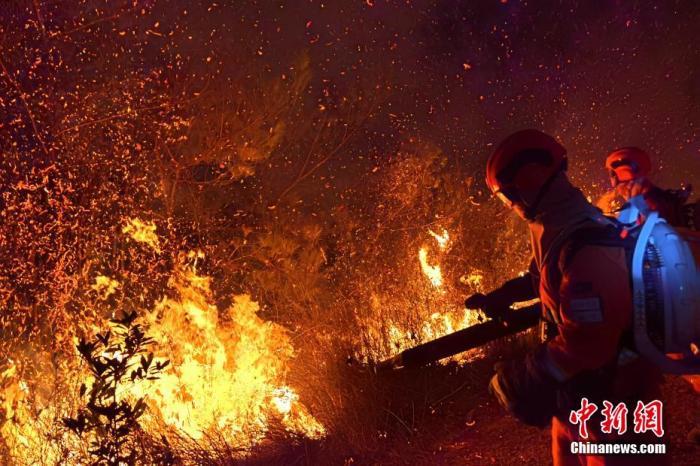 文彦四部门:对农事用火、祭祀用火、野外吸烟等集中治理