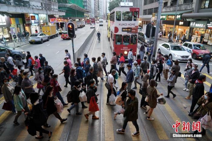 """香港特区政府连续第5日""""封区"""" 两处""""受限区域""""须强检"""