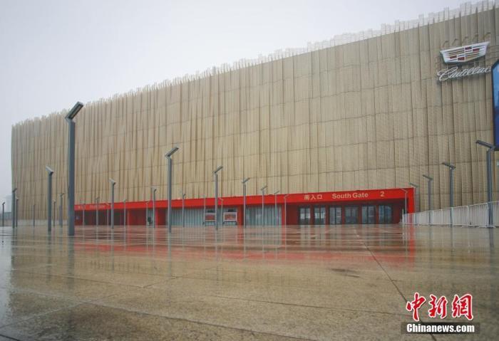 安全备战北京冬奥 五棵松体育馆首迎电力检查