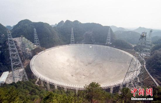 Opening of China's FAST telescope to int'l scientists enhances collaboration, says Australian astrophysicist