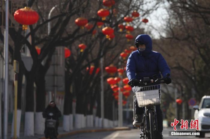 北京今日大风降温 明起逐步回暖